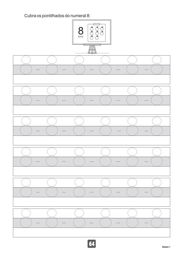 VOLUME1-64 49 Atividades de caligrafia letra bastão