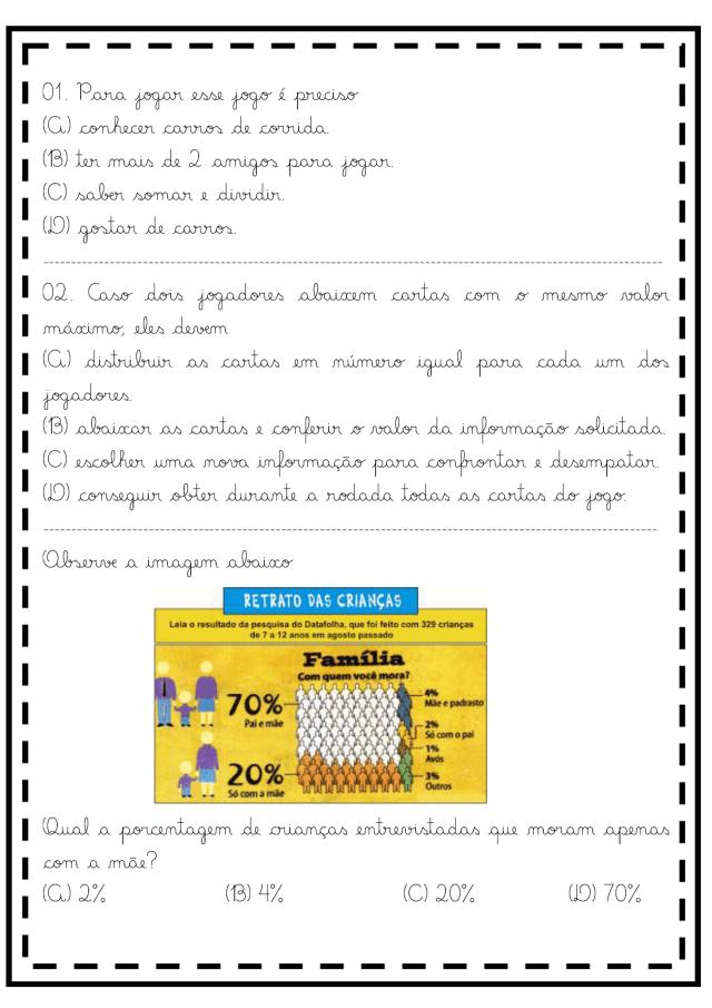 portugues-6-ano-9-724x1024 Atividades de Língua Portuguesa 6º ano em pdf