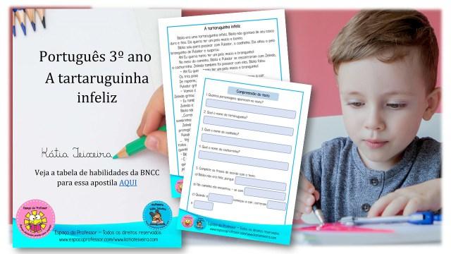 capa-1024x576 08 Atividades de português 3º ano em pdf para baixar