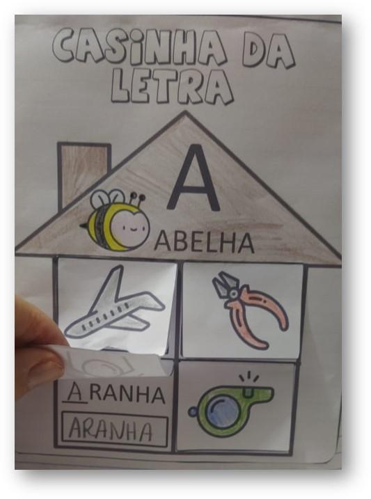 Atividades educação infantis vogais - atividades interativas