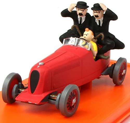 els cotxes de Tintín