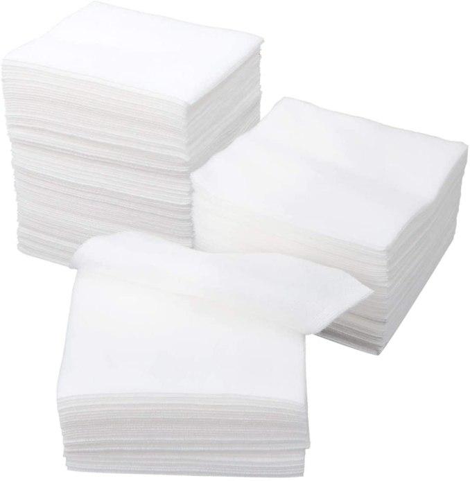 ROSENICE Esponja de gases no teixida mèdica usada per a la cura de ferida