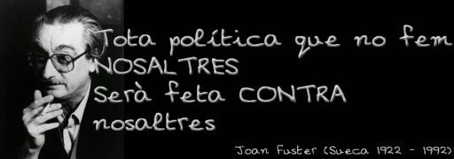 AUTORS Joan Fuster i Ortells