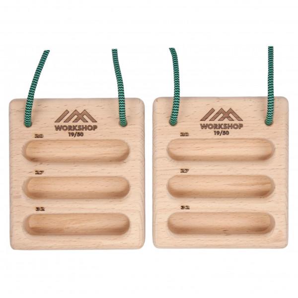 WORKSHOP 19/50 - Portable Fingerboard No1