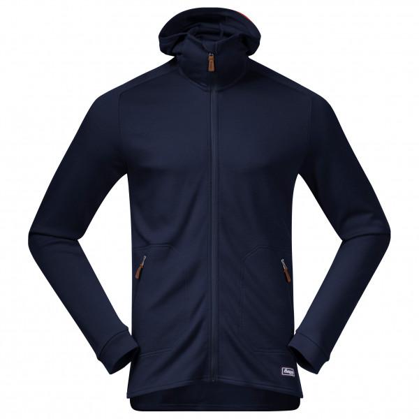 Tuva LT Wool Hood Jacket