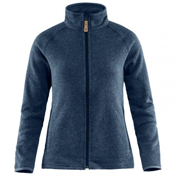 Women's Övik Fleece Zip Sweater