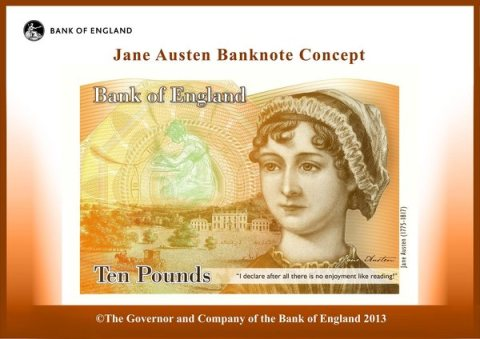 NEW £10 NOTE POLANNED