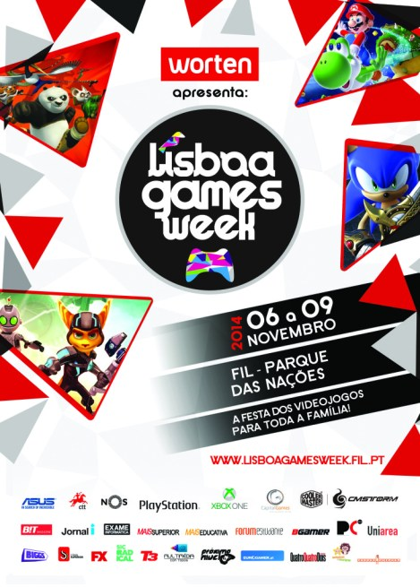 Lisboa Game Week