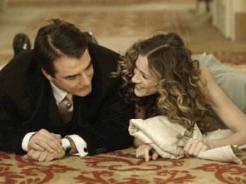 Carrie e Mr. Big