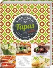 Cover kookboek Koude en warme tapas Spaanse recepten