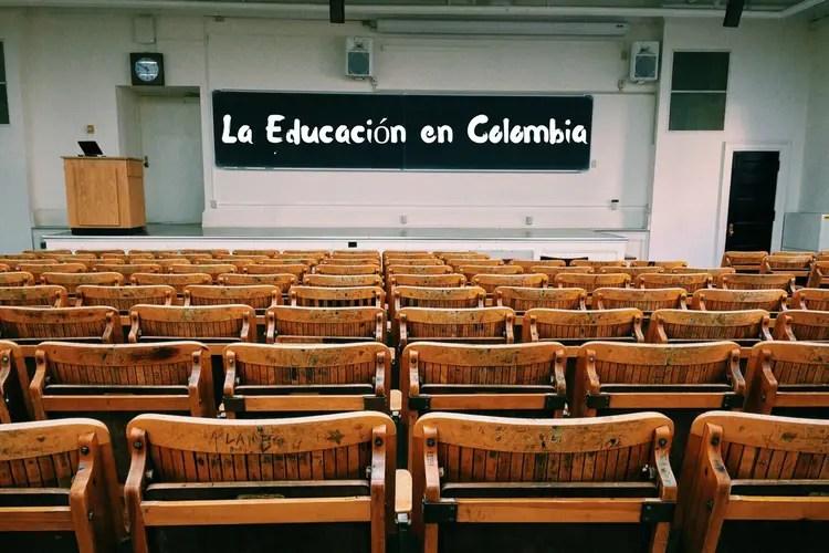 La Educación en Colombia