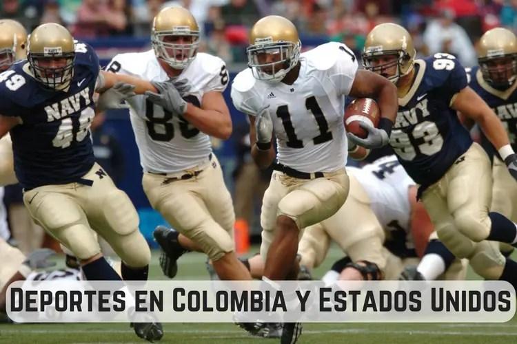 Episodio 057 – Deportes en Colombia y Estados Unidos (Sports)