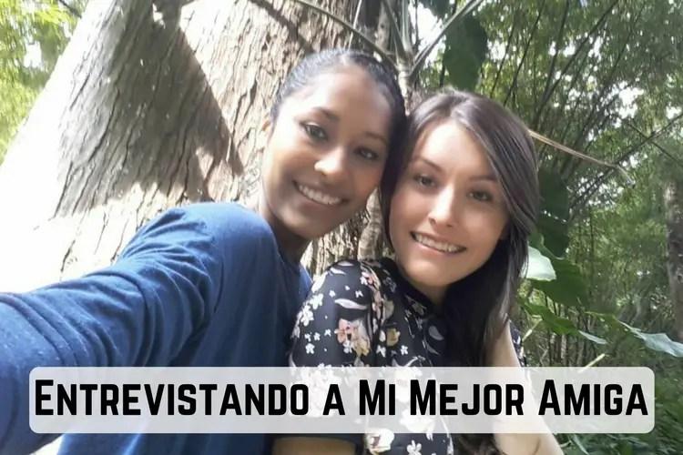 Episodio 063 – Entrevistando a Mi Mejor Amiga   Ejercicio De Comprensión (Interviewing My Best Friend)
