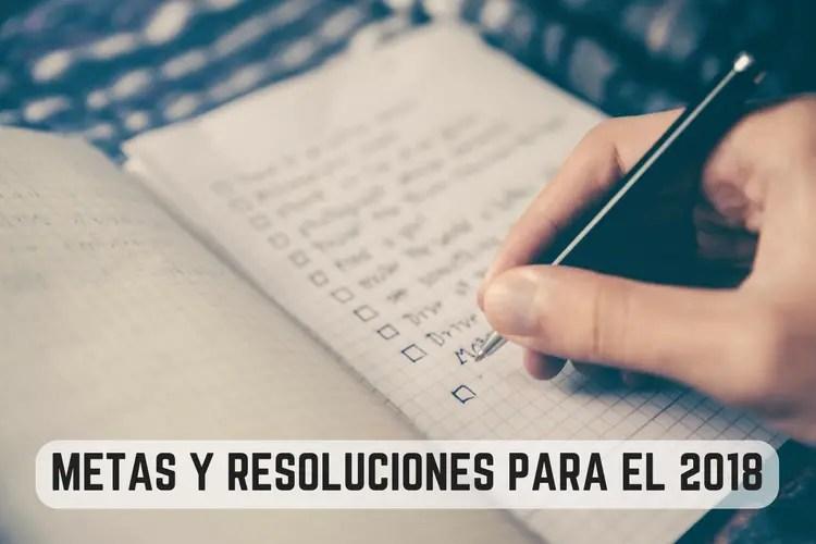 Metas y resoluciones