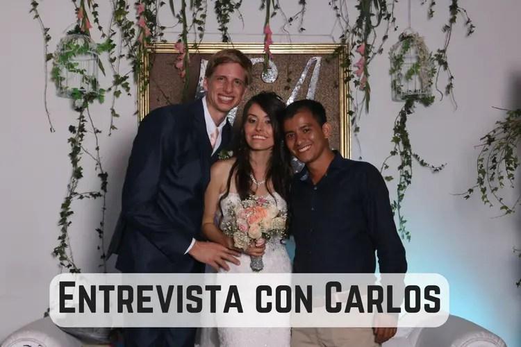 entrevista con Carlos