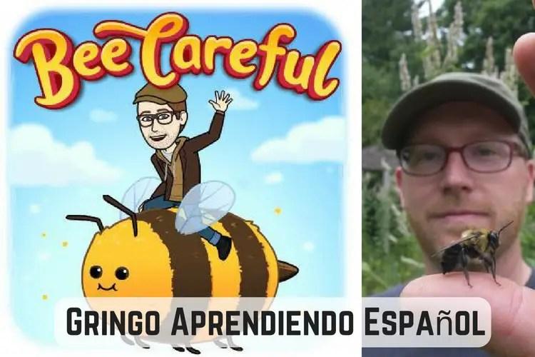 gringo aprendiendo espanol