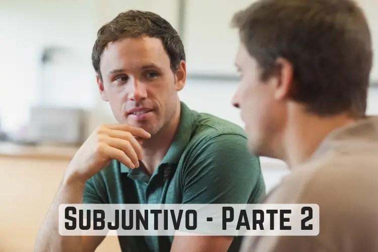 subjuntivo en espanol