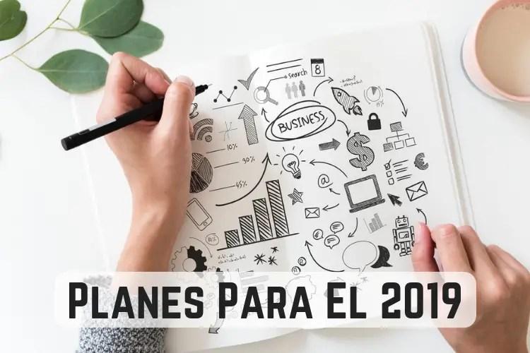 planes para el 2019