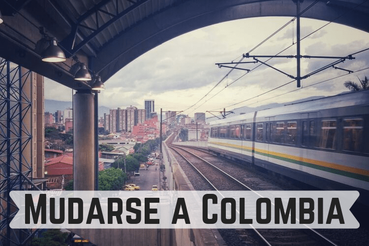 Mudarse a Colombia