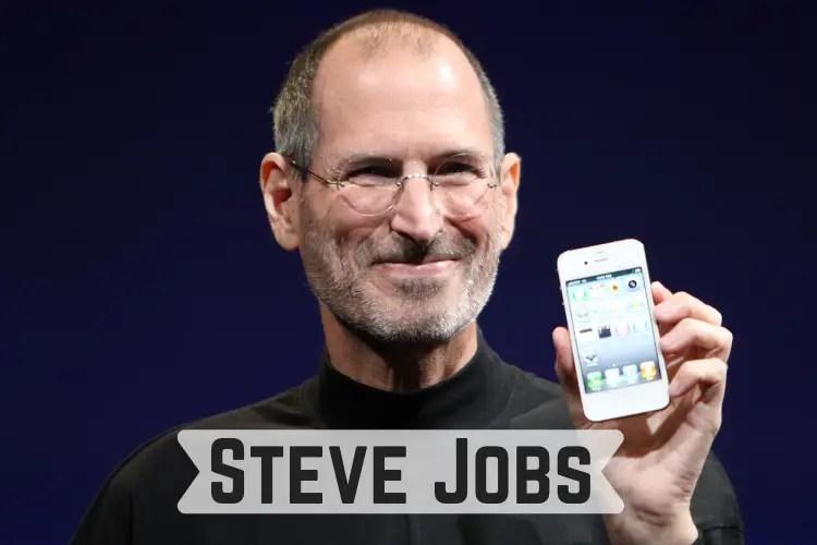 Steve Jobs Spanish