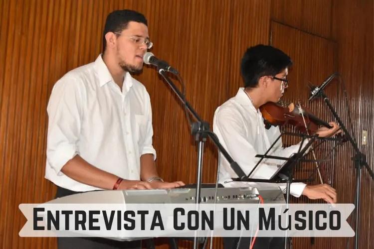 Entrevista Con Un Músico