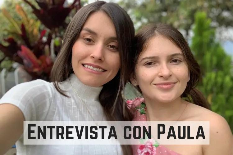Entrevista con mi Prima Paula