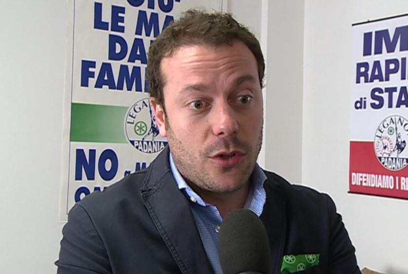 Il parlamentare della Lega Eugenio Zoffili