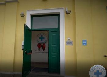 La nuova sede della Croce Azzurra a Limido Comasco