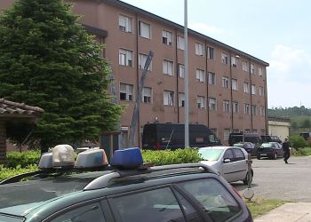 Il carcere del Bassone a Como