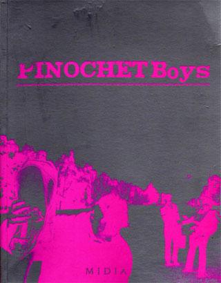 Libro Pinochet Boys