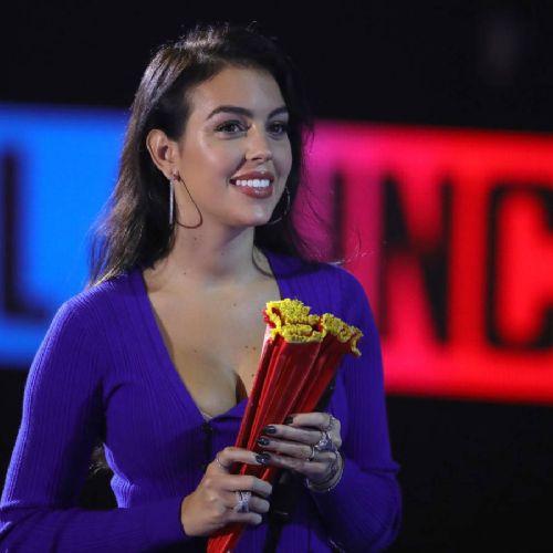 La faceta solidaria de Georgina Rodriguez | Espectáculos España