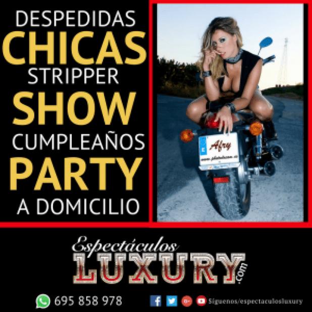 Contratar Strippers en Granada