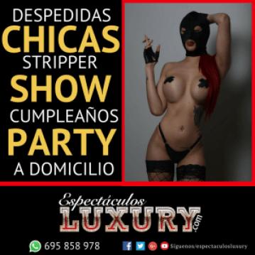 Contratar Strippers en Almeria