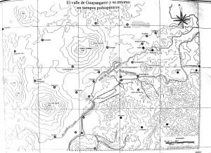 El Valle de Guayangareo y su entorno en tiempos prehispánicos.