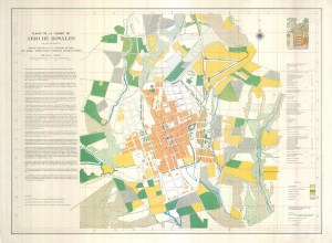 Ciudad de Ario de Rosales, 1974.