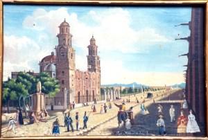 Pingo Torres Catedral de Morelia