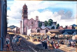 Pingo Torres San Agustín