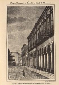 Portal Matamoros, México Pintoresco, Tomo III, entre 440-441