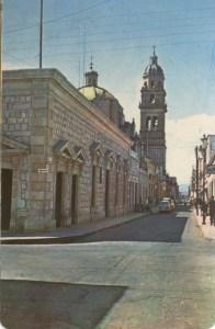 Museo Casa Natal de Morelos y San Agustín, calle Corregidora