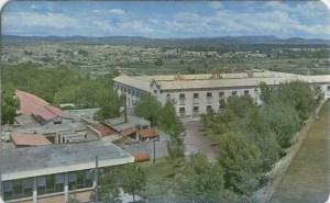 Seminario de Morelia, en Santa María.