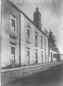 Ex convento de La Merced.