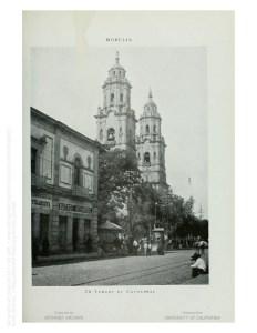 Torres de la Catedral.