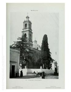 Templo de La Merced.