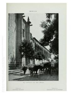 Colegio de Las Rosas. Erróneamente identificado como convento de San Diego.