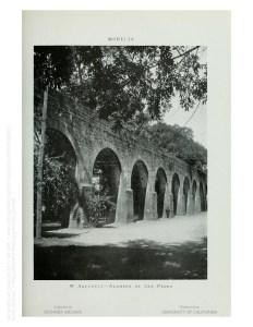 Acueducto, Alameda de San Pedro.