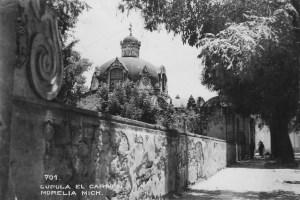 El Carmen a mediados del siglo XX
