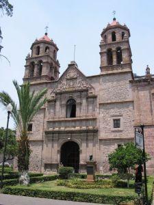 Templo de la Compañía de Jesús, hoy Biblioteca Pública Universitaria.
