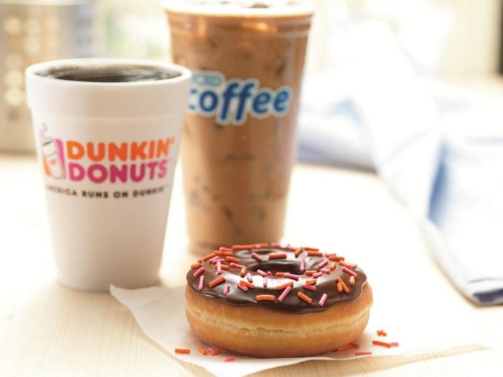 DD Coffee and Donut