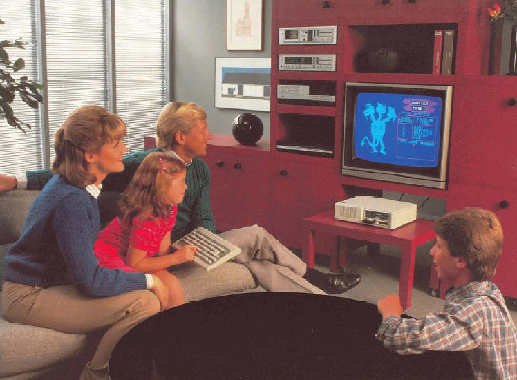 IBM PC jr family