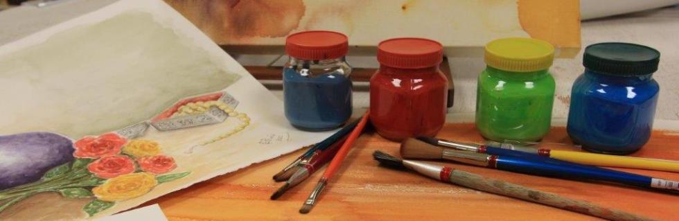 Ateliê de pintores